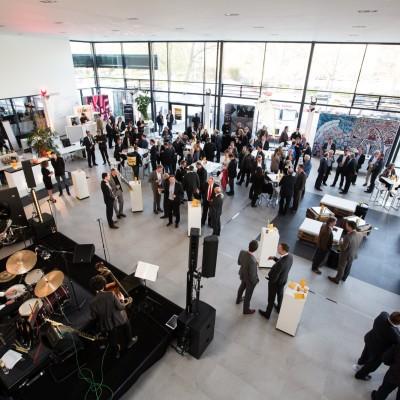 Eröffnung des Seat Autohauses Berolina
