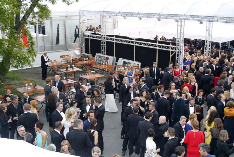beim Deutschen Filmpreis 2014 im Tempodrom Berlin.